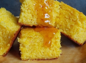 Possibly the Best Cornbread!!