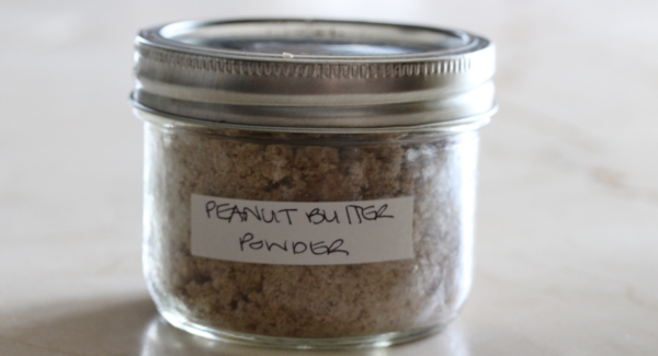 Kitchen Hacks: How to Make Peanut Butter Powder