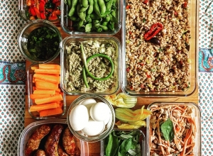 Monday Meal Prep: The Absolute Best Way to a Summer Beach Bod (seriously!!)
