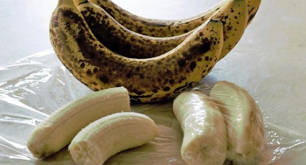 Waste Not, Want not: Freezing Bananas