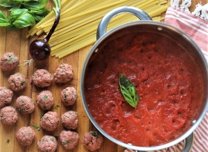 Back to Basics: How to Make the Best Meatballs (and a smart hack!)