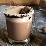chocolate hazelnuts coffee