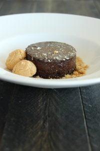 chocolate, coffee and hazelnuts