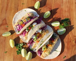 how to host a taco party