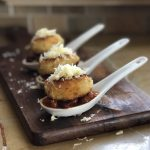 How to make crispy meatfree meatballs