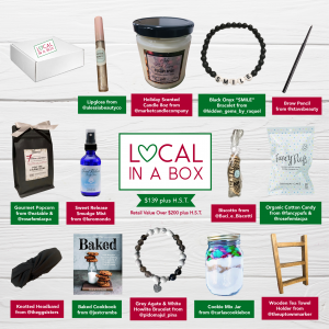Local in a Box- Holiday Edition