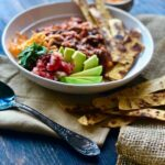 hearty vegetarian game day chili