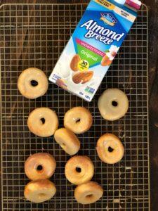 Copycat Krispy Kreme Air Fryer Donuts
