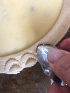 Easy Easter Ricotta Pie