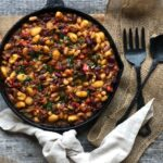 One-Skillet Easy Gnocchi Dinner (Vegan and Gluten free too!)