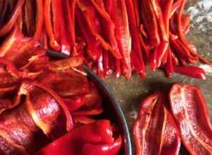 How to Freeze Fresh Peppers